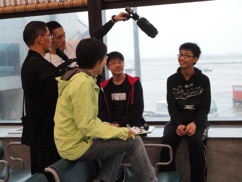 公共電視採訪李瑤主任秘書